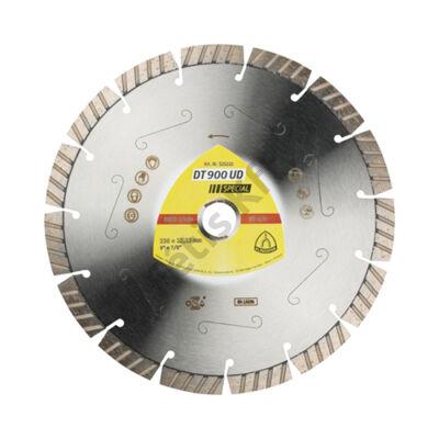 Klingspor Gyémánt vágókorong 230X2,6 DT900UD SPEC