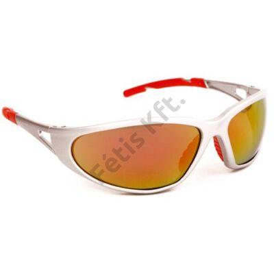 Sportszemüveg Freelux ezüst/piros