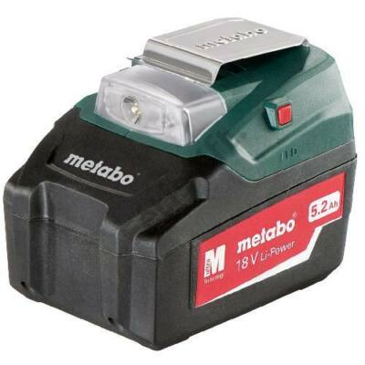 Metabo PA 14.4-18 LED-USB Akku-Power-Adapter