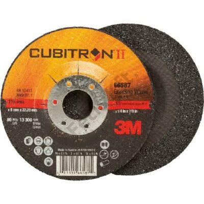 3M Csiszolótárcsa 115x7,0mm Cubitron II