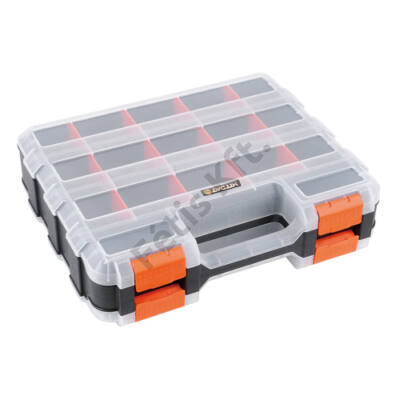 Tactix szortiment doboz dupla 32x26x8