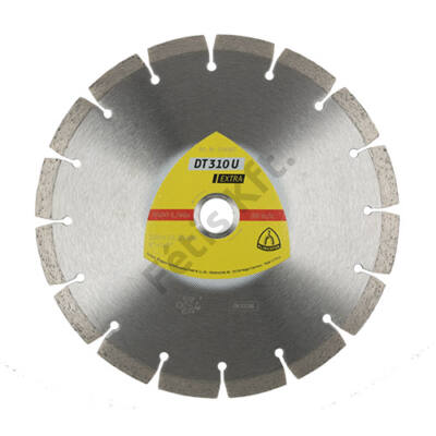 Klingspor gyémánt vágókorong DT 310 U 125x22