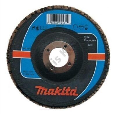 Makita Lamellás csiszoló ACÉL 125mm K80