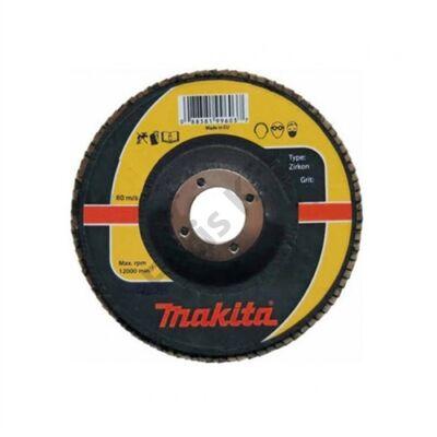 Makita Lamellás csiszoló INOX 125mm K80
