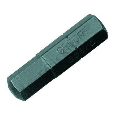 """Gedore csavarhúzó bit, 1/4"""", 10 darabos csomag, imbusz 4x25mm (685 4 S-010)"""