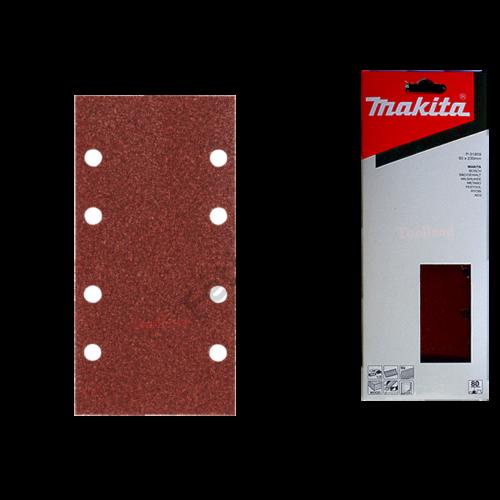 Makita csiszolópapír lyukasztott 93x230mm K60 10db