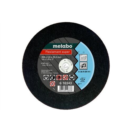 Metabo vágókorong Flexiamant super 350x3.0x25.4mm Inox