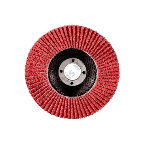 Metabo lamellás csiszolótányér, 115 mm P 80, FS-CER