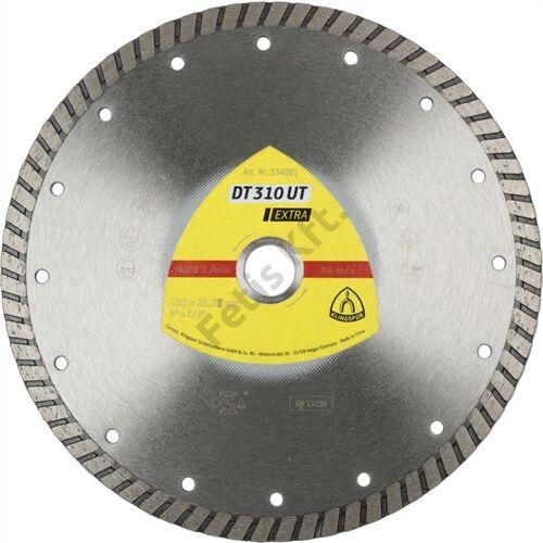 Klingspor gyémánt vágókorong 230x2.5x22.23mm P DT 310 UT S