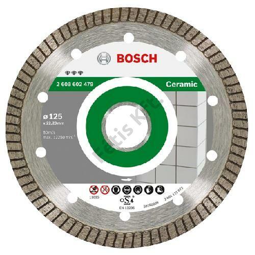 Bosch vágókorong, gyémánt 115 FPP TURBO