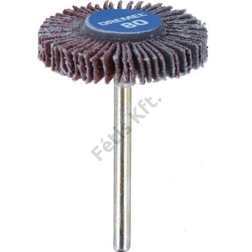 Dremel Szárnyas csiszoló kefe 4.8 mm (504)