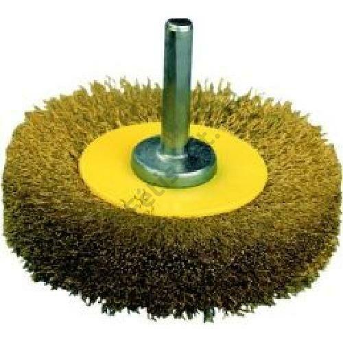 Format csapos körkefe sárgaréz 70mm
