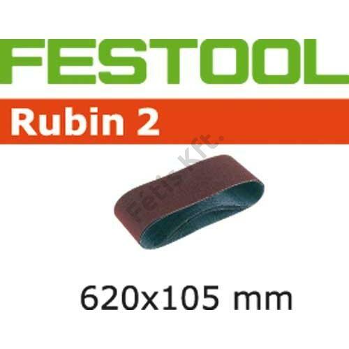 Festool csiszolószalag Rubin2 L620X105-P150 RU2/10 (10db/cs)