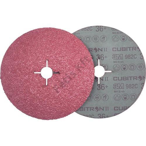 Format fiber csiszolótárcsa 125 P60 3M Cubitron II 982C