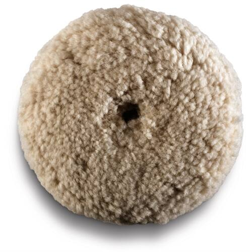 Fein süvegformájú polírozó báránygyapjú