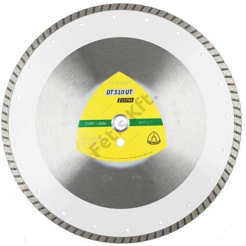Klingspor gyémánt vágókorong 300x3x20mm P DT 310 UT S