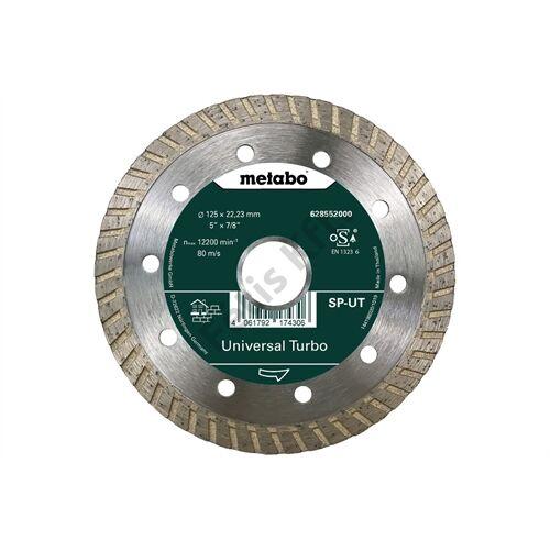 Metabo gyémánt vágókorong 125x22.23mm SP - UT