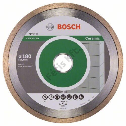 Bosch vágókorong, gyémánt 180x25.4