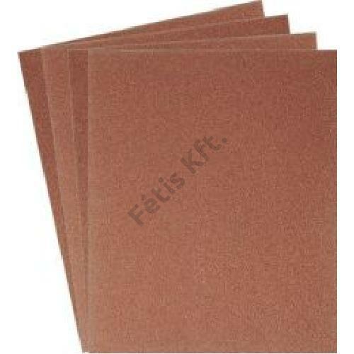 Format csiszolóvászon barna K 40/barna, rend.egység=50db