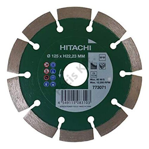 Hitachi-Hikoki gyémántkorong 125x22.23mm Univerzális