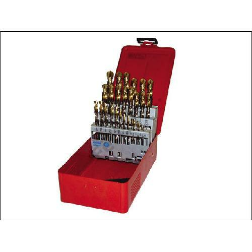 Dormer csigafúró készlet HSS TiN 1.0-13.0x0.5mm 25 részes