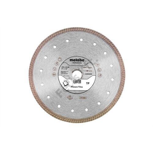 Metabo gyémánt vágókorong 230x22.23mm TP + választható ajándék
