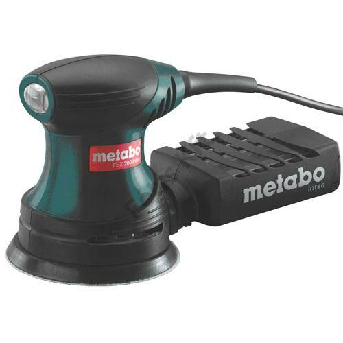 METABO FSX 200 Intec excentercsiszoló 240W 125mm