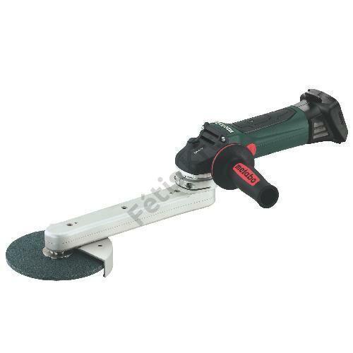 Metabo KNS 18 LTX 150 akkus élvarratcsiszoló alapgép (akku és töltő nélkül)