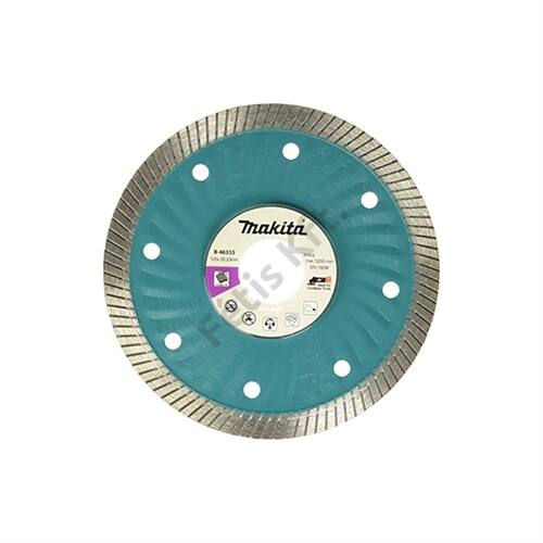 Makita 125mm gyémánttárcsa TURBO akkus gépekhez