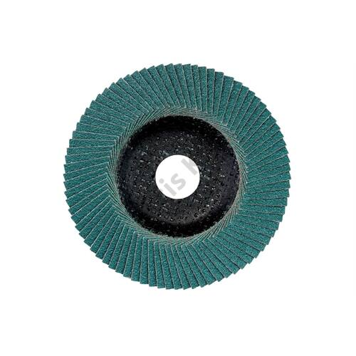 Metabo lamellás csiszolótányér 125 mm P 120, N-ZK