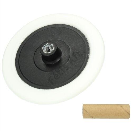 Hitachi-Hikoki tépőzáras polírozó tányér 160mm M14 2db (SP18)