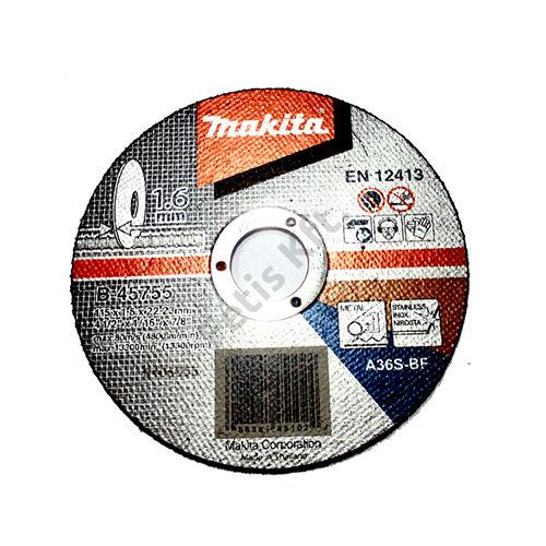 Makita Vágókorong INOX 115x1.6 mm