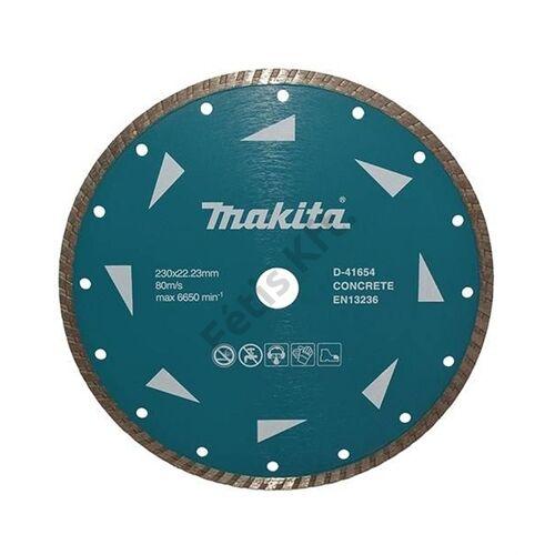 Makita gyémánt vágókorong 230x22mm Turbo Long Life