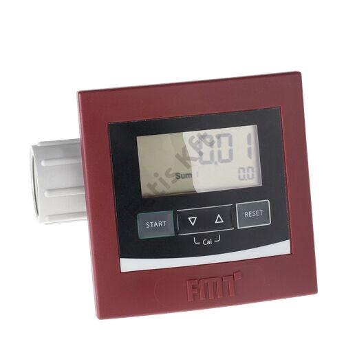 Pressol beépíthető digitális átfolyásmérő gázolajhoz G1'' / G1''