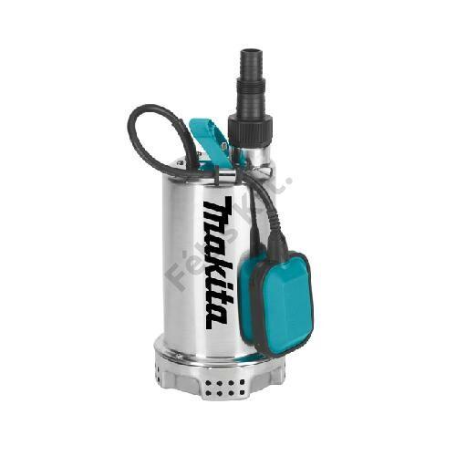 Makita PF1100 1100W elektromos szivattyú, 15.000 l/h INOX