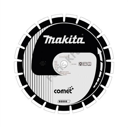 Makita 350mm gyémánt vágókorong COMET ASZFALT