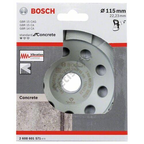 Bosch gyémánt fazékkorong 115 mm