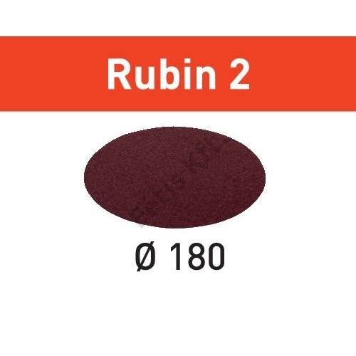 Festool csiszolópapír Rubin2 STF D180/0 P60 RU2/50 (50db/karton)