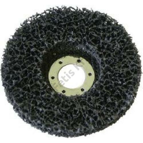 Format durva tisztítókorong üvegszálas fiber alappal 125mm