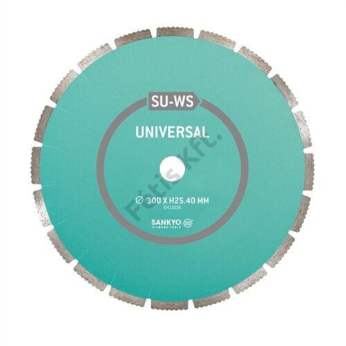 Sankyo gyémánt vágókorong 350x25.4mm