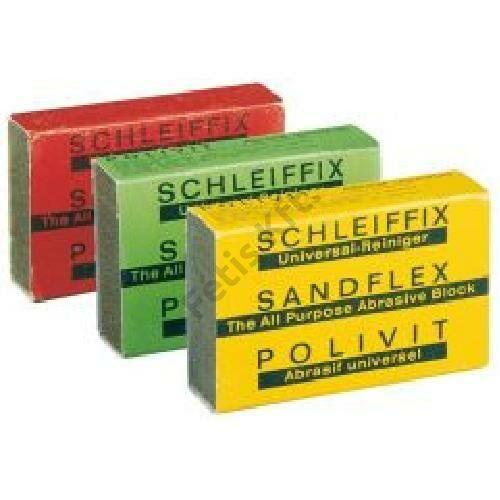 Format kézi csiszolóhasáb 80x50x20mm P240 finom