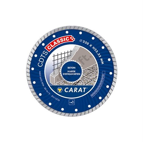 Carat gyémánt vágókorong 180x22.23mm beton