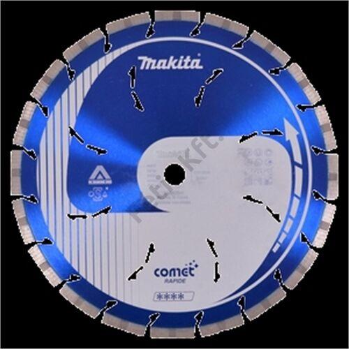 Makita 350mm gyémánt vágókorong COMET 3DDG szegmentált