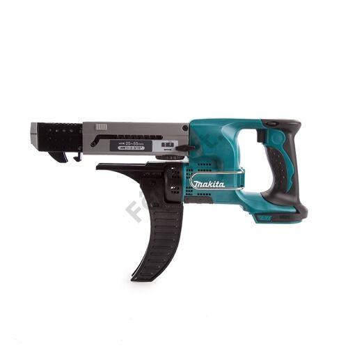 Makita DFR550Z akkus táras csavarbehajtó (alapgép - akku és töltő nélkül)