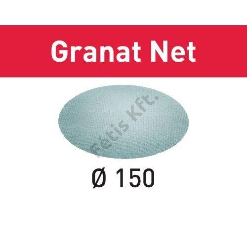 Festool hálós csiszolóanyagok Granat Net STF D150 P400 GR NET/50 (50db/karton)