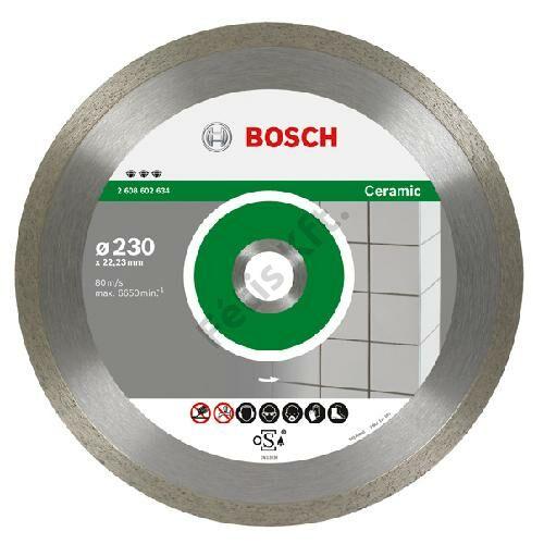 Bosch vágókorong, gyémánt 115mm csempe