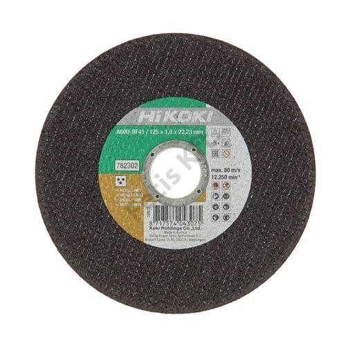 Hitachi-Hikoki vágókorong inox 115x1.0mm