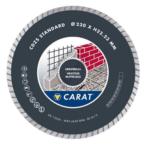Carat gyémánt vágókorong 125x22.2mm univerzális standard