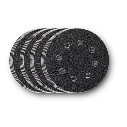 Fein csiszolópapír készlet 115 mm (4-4 db K60, 80, 120, 180) 16db/csomag