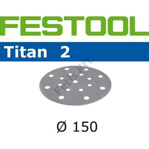 Festool csiszolópapír Granat STF D150/48 P800 GR/50 (50db/csomag)